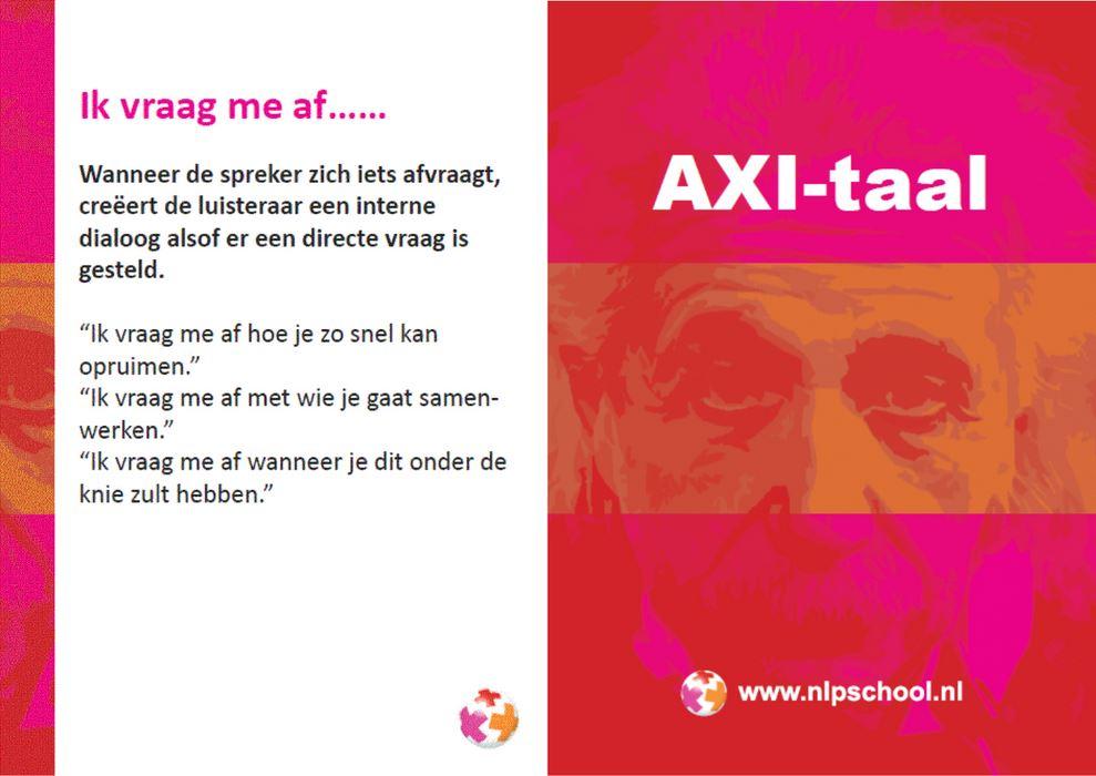 axi taal talentrijk leiderschap www.axisconsultancy.nl