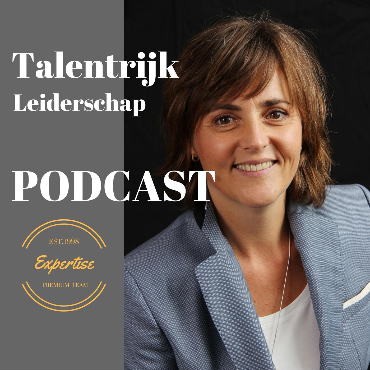 Podcast Axis Consultancy Talentrijk leiderschap talentrijke teams