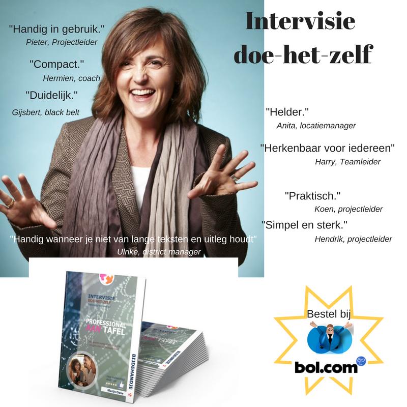Intervisie doe het zelf Marijn Dane bestel bij Bol Com