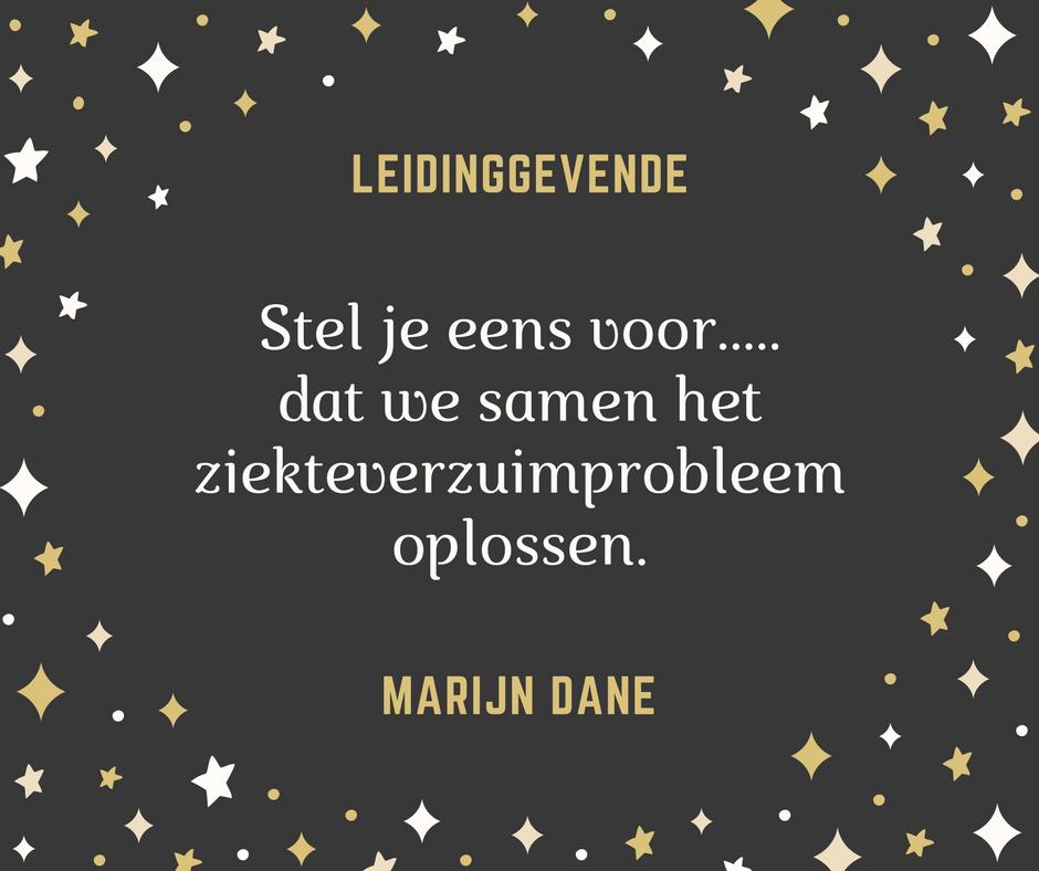Stel je eens voor dat we samen het ziekteverzuimprobleem oplossen Axis Consultancy nlp in bedrijf in Nederland