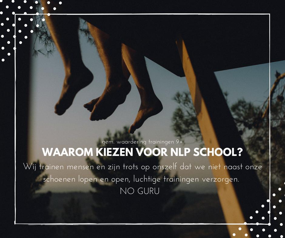 Waarom kiezen voor NLP school Axis Consultancy nlp in bedrijf